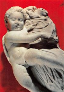 Cyprus Sleeping Eros Dormant Sculpture