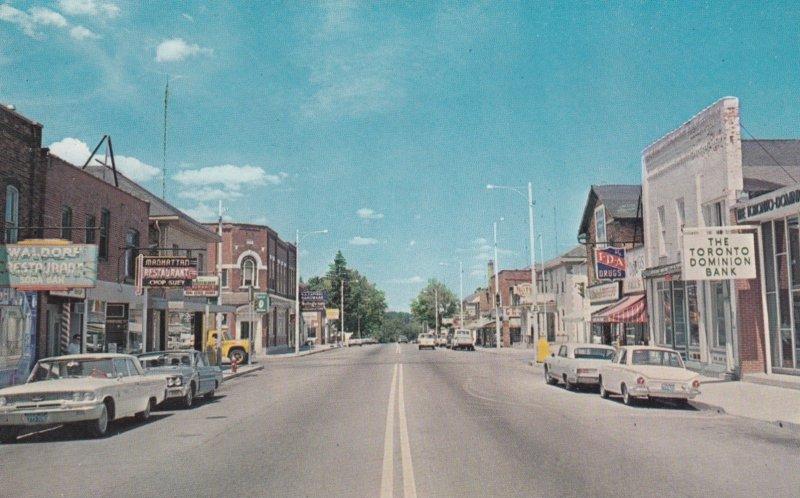 DELHI , Ontario , 1950-60s ; King Street