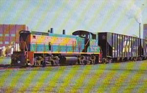 Georgia St Mary's Railroad Locomotive Number 504