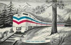 Freedom Train, American Heritage Foundation F.T.-2