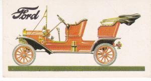 Trade Card Brooke Bond History of the Motor Car No 11