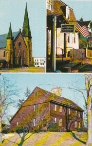 Connecticut Wallingford First Congregational Church Historical Society & ...