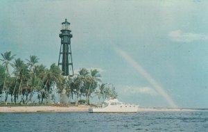 POMPANO BEACH , Florida , 50-60s; Hillsboro Lighthouse