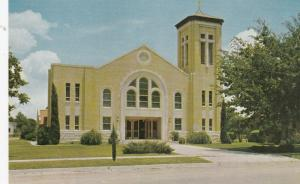 SCHULENBURG, TEXAS , 1940-1960s; Saint Rose of Lima Church