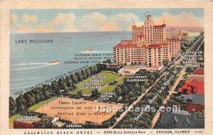 Edgwater Beach Hotel - Chicago, Illinois IL