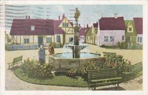 Maine Scarboro Dan Danske Landsby  1938