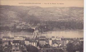 Vue De La Plaine De Sarras, Saint-Vallier-Sur-Rhone (Drôme), France, 1900-1910s
