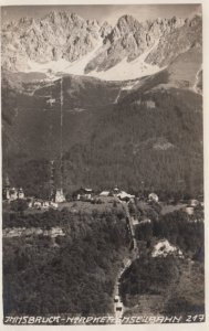RP: INNSBRUCK , AUSTRIA , 1929