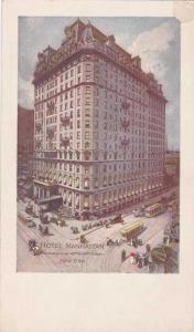 Hotel Manhattan on Madison Avenue - New York City - WB