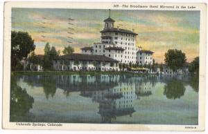 Broadmoor Hotel, CO Springs