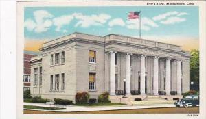 Ohio Middletown Post Office 1946