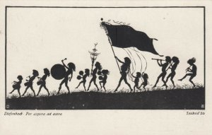 DIEFENBACH : Fantasy Silhouette , 00-10s ; Teilbild 20