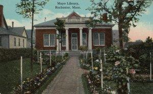 ROCHESTER, Minnesota, 1900-10s ; Mayo Library