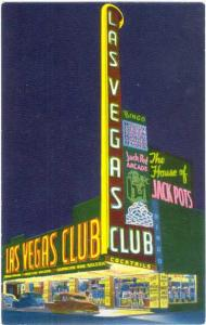 Las Vegas Club House of Jackpots Las Vegas Nevada NV