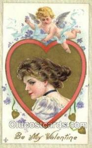 Valentines Day Postcards Post Card