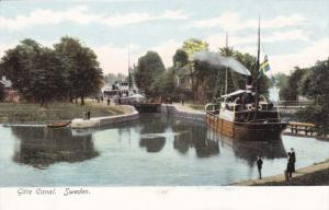 Gota Canal, Sweden, 00-10s
