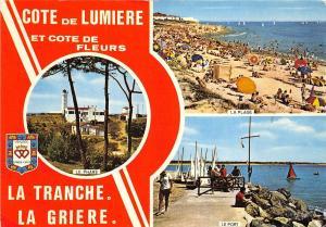 BR2186 La Tranche La griere  france