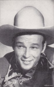 Country Singer / Actor ROY ROGERS , 30-40s