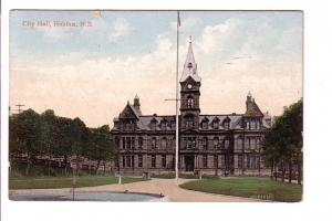 City Hall with Clock Tower, Halifax, Nova Scotia, Valentine and Sons