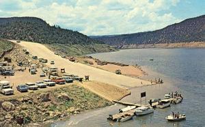 UT & WY - Flaming Gorge Reservoir, Cedar Springs Boat Ramp