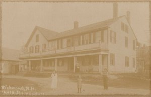 RP: RICHMOND , New Hampshire, 1900-10s ; Rocky View Hotel