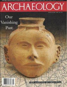 Archaeology Vintage May June 1991 Magazine