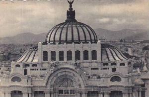 Palacio De Bellas Artes, Mexico, 00-10s