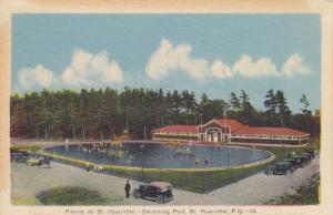 Swimming Pool , ST. HYACINTHE , Quebec , Canada , 1930s