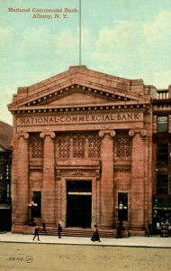 NY - Albany. National Commercial Bank