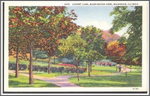 Illinois Waukegan Lovers' Lane - [IL-045]