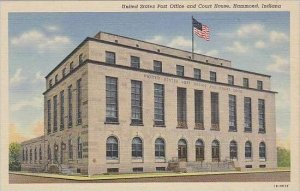 Indiana  Hammond United States Post Office And Court House