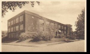 Indiana Greencastle High School Albertype