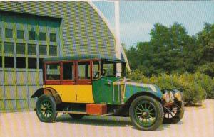 1912 Renault Berline