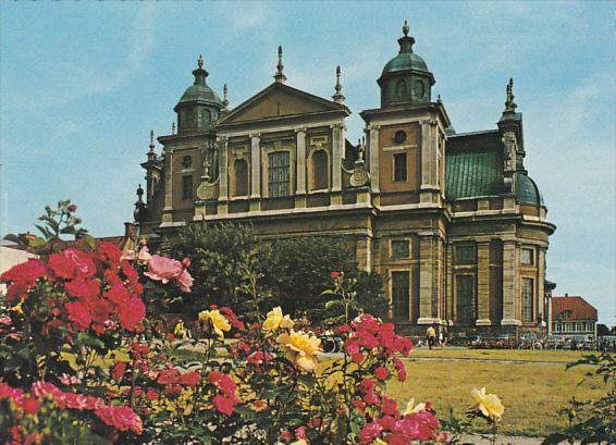 Sweden Kalmar Domkyrkan
