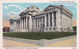 County Courthouse, PUEBLO, Colorado, 00-10's