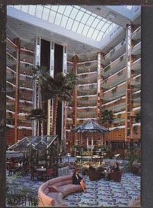 Hilton Pavilion Hotel Mesa AZ Postcard BIN