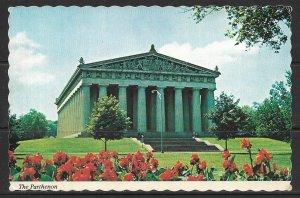 Tennessee, Nashville - The Parthenon - [TN-054X]