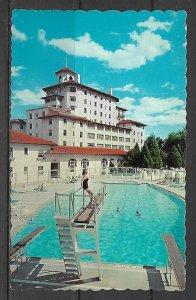 Colorado, Colorado Springs - Broadmoor Hotel - [CO-365]