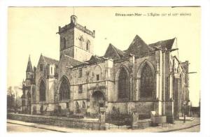 Dives-sur-Mer, L'Eglise (XI et XIV siecles), France, 00-10s