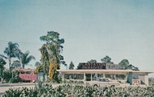LAKE PLACID , Florida , 1950-60s ; Plantation Parade, Fruit Stand & Gift Shop