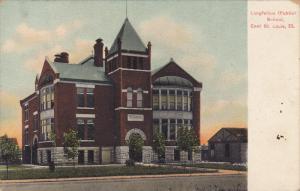 EAST ST. LOUIS, Illinois; Longfellow (Public) School, 00-10s