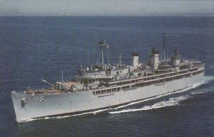 U S S Prairie (AD -15) Destroyer Tender