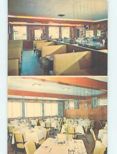 Pre-1980 RESTAURANT SCENE St. Stephen New Brunswick NB hk5251
