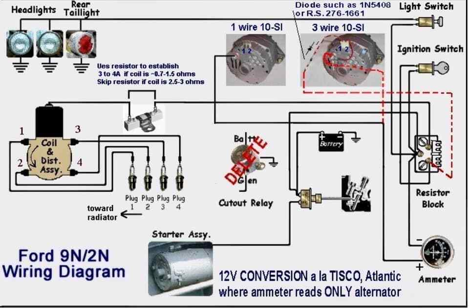 12 V Wiring Diagram Simple Car Voltmeter Wiring Diagram For Wiring Diagram Schematics