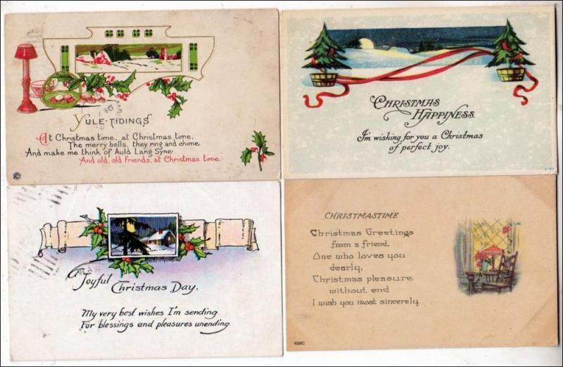 Xmas - 4 - Christmas Cards