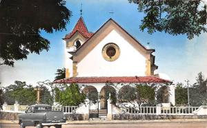 Angola Lobito - Capela Na Sa da Arrabida Chapelle 1964
