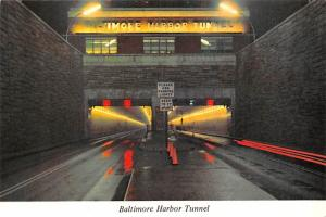 Baltimore Habor Tunnel -
