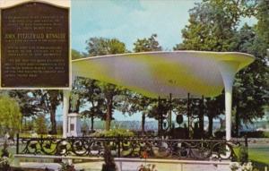 Canada Fredericton John F Kennedy Memorial