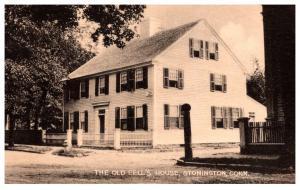 Connecticut  Stonington the Old Eell's House