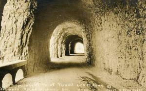 OR - Columbia River Highway, Mitchell Point Tunnel    *RPPC